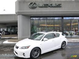 lexus starfire white 2012 lexus ct f sport special edition hybrid in starfire white