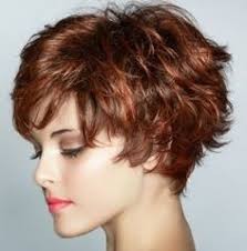 shag hairstyle for fine hair and round face very short curly hair for round faces google search hair