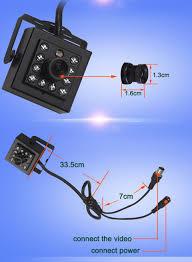 Small Cameras For Home Analog Sony Effio Ccd 800tvl Mini Cctv Surveillance Camera Infrared