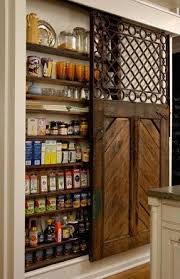 Door Mounted Spice Rack Large Wall Spice Rack Foter