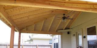 roof wonderful deck with roof fancy outdoor wood awning ideas