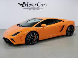 Lamborghini Gallardo Orange - 2013 lamborghini gallardo lp560 4 coupe