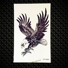 philippines eagle tattoo online buy wholesale black eagle tattoo from china black eagle