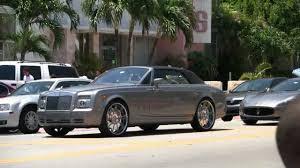 silver rolls royce 2017 rolls royce phantom drophead coupe silver 24 inch rims youtube