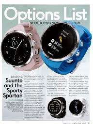 suunto top gear jan 17 medium ad time a lifetime brand