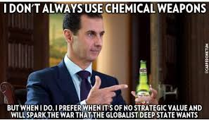 Syria Meme - meme war another chemical attack syria steemit