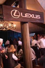 lexus cafe vancouver pebble beach food u0026 wine weekend dave u0027s travel corner