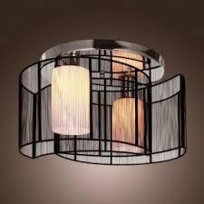 Modern Ceiling Light Fixtures Black Flush Mount Ceiling Light Foter