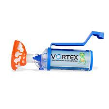 vortex chambre inhalation vortex avec masque coccinelle pari