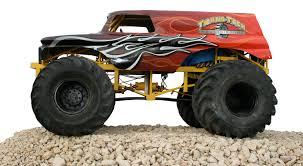 monster truck trans tech ind monster truck intergraphics decal