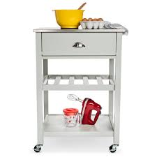 stainless steel top kitchen cart stainless steel top kitchen cart 52 48 reg 149 99 thrifty nw mom