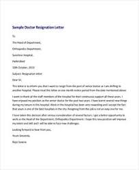simple resignation letter format can be customized as per the