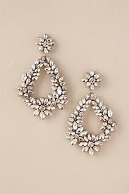 Bridal Chandelier Earrings Wedding Dress U0026 Bridal Jewelry Bhldn