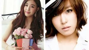 kpop idols long hair vs short hair youtube
