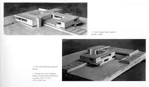 mies van der rohe brick house project home and house style