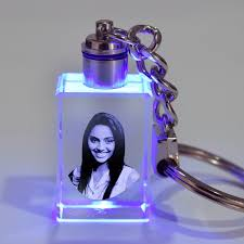 crystal key rings images Engraved crystal key chains online printo in jpg