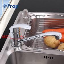 cuisine froide frap pont monté en laiton mitigeur robinet de cuisine froide et