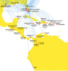 Map Of Ft Lauderdale Fort Lauderdale Is A Hub For Three Airlines You Should Consider