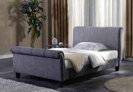 flintshire brynford sleigh bed frame the world of beds