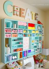 How To Organize Craft Room - organizing craft room home design inspirations