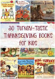 turkey tastic thanksgiving books for