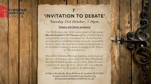 luther s invitation to debate martin luther s 95 theses by chevis