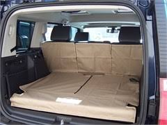 jeep patriot cargo mat all things jeep jeep commander 2007 2010 canvasback cargo liner