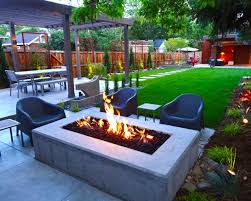 Backyard Ideas Without Grass Modern Comely Backyard Ideas Without Grass Design Idea And