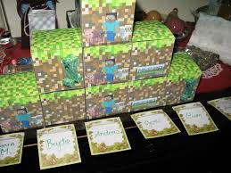 minecraft party how to host a minecraft party