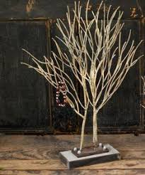 design display tree white finish 26 ornament trees and