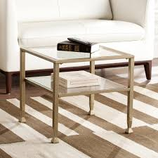 belham living lamont bunching coffee table chrome hayneedle