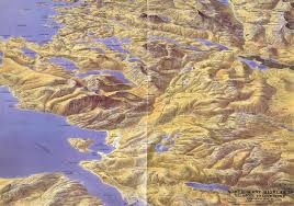 Lake District England Map by Mark U0027s Jalbum Panoramics The Great Outdoors 01 Glenridding