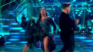 Six Flags Dance Song Strictly Come Dancing Romance Shocker Leaves Alexandra Burke