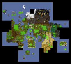 Oldschool Runescape World Map by Deadman Mode Survival Pvp Rs General Chat Reign Of Terror
