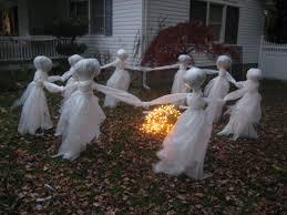 diy halloween decorations ghosts