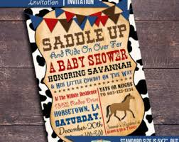 western baby shower cowboy baby shower invitation cowboy baby shower western