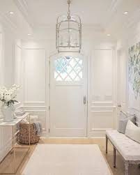 White Foyer Table Jshomedesign Diamond Pane Door Foyer Entryway Traditional Home
