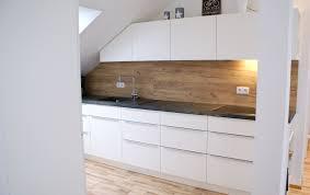 einbau küche einbauküche in dachwohnung