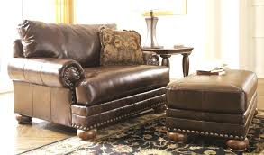 Brown Leather Chair With Ottoman Ottoman Club Chair Ottoman Large Size Of And Oversized Chairs