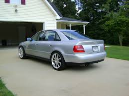 1999 audi a4 specs and photots rage garage