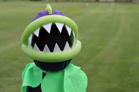 plants vs zombies chomper costume dragonfly designs