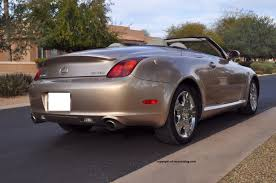 convertible lexus hardtop 2006 lexus sc430 review rnr automotive blog