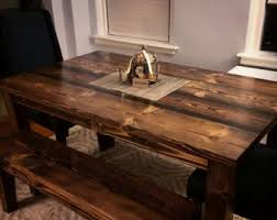 Second Hand Farmhouse Kitchen Tables - farmhouse table etsy