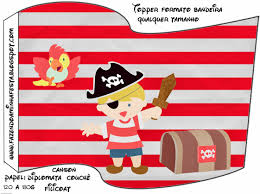 blondie little pirate free party printables is it for parties