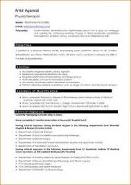 resume model for experienced resume writing done right