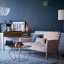 Pink Sofa Com Awesome Blue And Grey Living Room Grey Blue Wall Color Soft Light