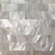 Self Adhesive Kitchen Backsplash by Art3d Peel And Stick Kitchen Backsplash Tile Mother Of Pearl Shell