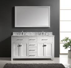 ideal 60 inch bathroom vanity design u2014 derektime design