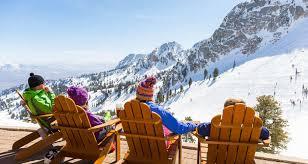 Snowbird Ski And Patio Salt Lake City U0027s 5 Legendary Après Ski Restaurants Utah Com