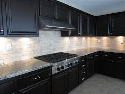 Kitchen With Light Oak Cabinets Kitchen Light Blue Kitchen Walls Dark Cabinets Light Floors